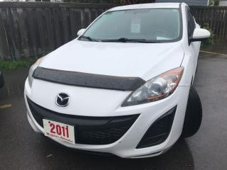 Used 2011 Mazda MAZDA3 3 for sale in Etobicoke, ON