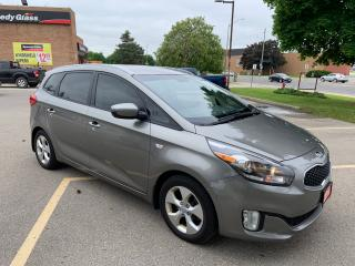 Used 2014 Kia Rondo LX w/3rd Row/One Owner/No Accidents/Auto/7 Pass for sale in Burlington, ON
