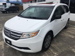 Used 2011 Honda Odyssey EX-L for sale in Campbell River, BC