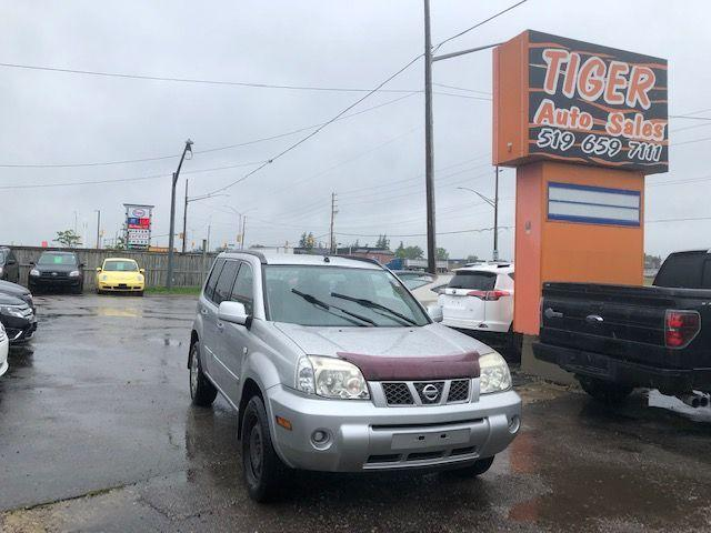 2005 Nissan X-Trail SE**RUNS AND DRIVES GREAT**ONLY 182KMS**AS IS