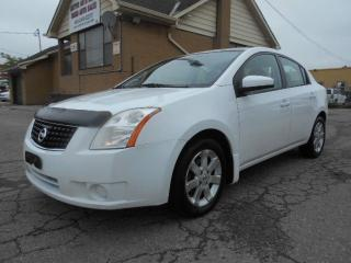 Used 2008 Nissan Sentra 2.0 Automatic Loaded Certified 189,000KMs for sale in Rexdale, ON