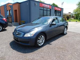 Used 2009 Infiniti G37 Sport for sale in St. Thomas, ON
