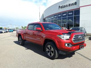 Used 2016 Toyota Tacoma TRD SPORT with UPGRADE for sale in Pembroke, ON