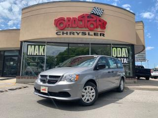 Used 2019 Dodge Grand Caravan Canada Value Package|2ND ROW STOW 'N GO|REAR CAM| for sale in Toronto, ON
