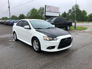 Used 2014 Mitsubishi Lancer SE for sale in Komoka, ON