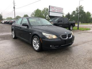 Used 2008 BMW 5 Series 535XI for sale in Komoka, ON