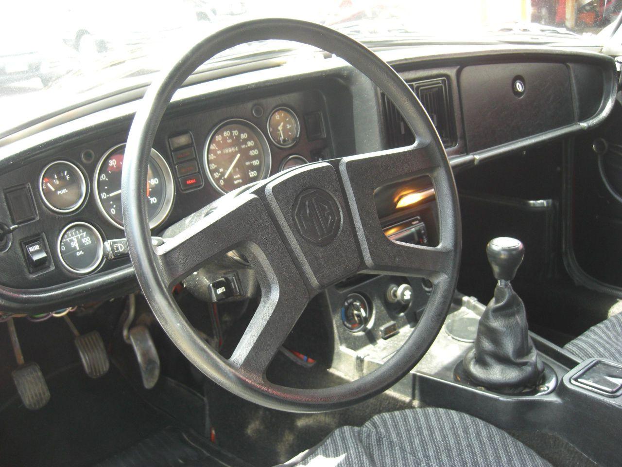 1977 MG MGB Roadster