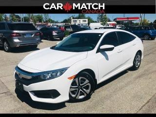 Used 2018 Honda Civic LX / NO ACCIDENTS / 23KM for sale in Cambridge, ON