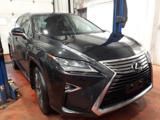 Used 2016 Lexus RX 350 Luxury   MORE PICTURES COMING for sale in Pembroke, ON