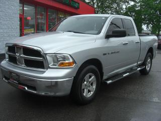 Used 2011 RAM 1500 SLT 4X4 QUAD CAB for sale in London, ON