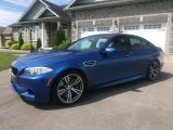 Photo of Blue 2013 BMW M5