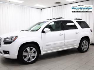 Used 2016 GMC Acadia Denali - #1 Best Priced Denali in our Market! for sale in Dartmouth, NS