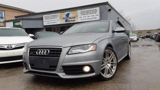 Used 2011 Audi A4 2.0T Premium S-LINE for sale in Etobicoke, ON