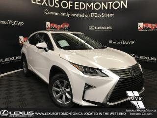 New 2019 Lexus RX 350 NAVIGATION PACKAGE for sale in Edmonton, AB