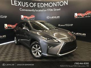 Used 2019 Lexus RX 350 Standard Package for sale in Edmonton, AB