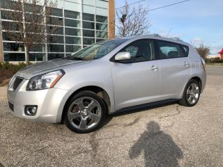 Used 2009 Pontiac Vibe AWD for sale in Brampton, ON