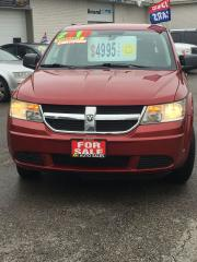 Used 2010 Dodge Journey SE for sale in Kitchener, ON