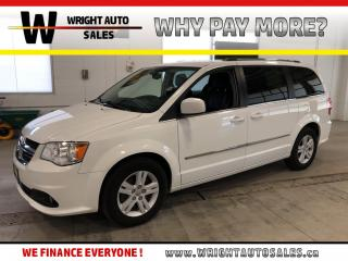 Used 2015 Dodge Grand Caravan Crew Plus|7 PASSENGER|NAVIGATION|133,079 KMS for sale in Cambridge, ON