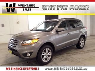 Used 2011 Hyundai Santa Fe Limited|NAVIGATION|SUNROOF|LEATHER|103,014 KMS for sale in Cambridge, ON