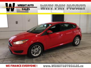 Used 2015 Ford Focus SE|LOW MILEAGE|BACKUP CAM|HEATED SEATS|16,593 KM for sale in Cambridge, ON