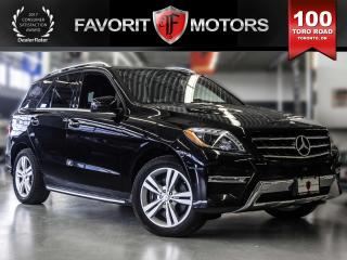 Used 2015 Mercedes-Benz ML-Class 4MATIC® for sale in North York, ON