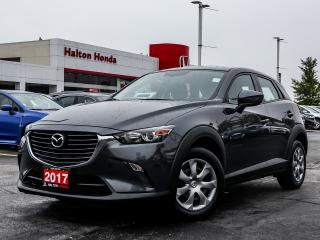 Used 2017 Mazda CX-3 SPORT|NO ACCIDENTS for sale in Burlington, ON