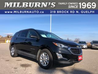 Used 2018 Chevrolet Equinox LT / Diesel / Pano Roof for sale in Guelph, ON