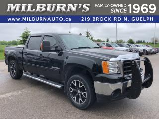 Used 2010 GMC Sierra 1500 SLE 4x4 for sale in Guelph, ON