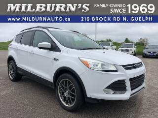 Used 2013 Ford Escape SE 4WD / Nav. / Pano Roof / Leather for sale in Guelph, ON