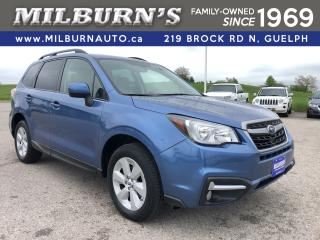 Used 2018 Subaru Forester 2.5i Convenience Awd for sale in Guelph, ON
