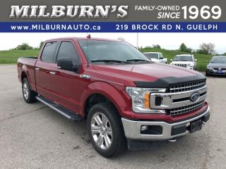 Used 2018 Ford F-150 XLT XTR 4X4 for sale in Guelph, ON