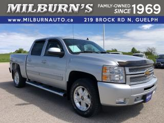 Used 2013 Chevrolet Silverado 1500 LTZ Z71 4X4 for sale in Guelph, ON