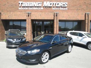 Used 2013 Ford Taurus SEL | NO ACCIDENTS| NAVIGATION | LEATHER | SUNROOF | REARCAM for sale in Mississauga, ON