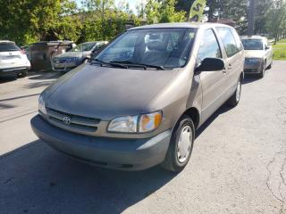 Used 1998 Toyota Sienna CE - Mint Condition, Low KM for sale in Toronto, ON