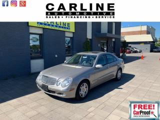 Used 2006 Mercedes-Benz E-Class 4dr Sdn 3.2L CDI for sale in Nobleton, ON