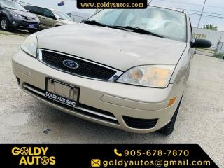 Used 2007 Ford Focus for sale in Mississauga, ON