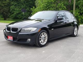 Used 2011 BMW 3 Series 4dr Sdn 323i RWD South Africa for sale in Oakville, ON