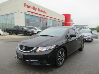 Used 2015 Honda Civic EX, EXTENDED WARRANTY INCLUDED! for sale in Brampton, ON