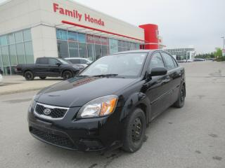 Used 2010 Kia Rio EX, ONLY 1 OWNER, BLUETOOTH for sale in Brampton, ON