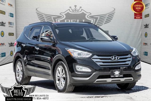 2014 Hyundai Santa Fe Sport Premium, AWD, NAVI, BACK-UP CAM, PANO ROOF, COOLED SEAT