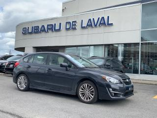 Used 2015 Subaru Impreza 2,0i Sport Hatchback ** Toit ouvrant ** for sale in Laval, QC