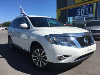 Used 2015 Nissan Pathfinder SL CUIR BLUETOOTH for sale in Lévis, QC