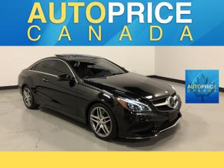 Used 2016 Mercedes-Benz E-Class for sale in Mississauga, ON