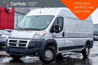 Used 2017 RAM Cargo Van ProMaster |Prem.Appearance,Trailer.Tow.Pkgs|Backup_Cam|Bluetooth| for sale in Thornhill, ON
