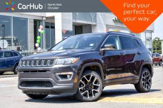 Used 2018 Jeep Compass Limited|4x4|Nav.Pkg|Pano.Sunroof|Backup.Cam|Bluetooth|Heat.Frnt.Seats| for sale in Thornhill, ON