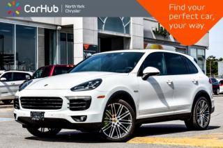 Used 2016 Porsche Cayenne S E-Hybrid |BoseSound|PanoSunroof|Nav|Sport+ for sale in Thornhill, ON