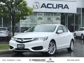 Used 2017 Acura ILX Premium 8DCT Moonroof, Backup Cam, Blind Spot Ind for sale in Markham, ON