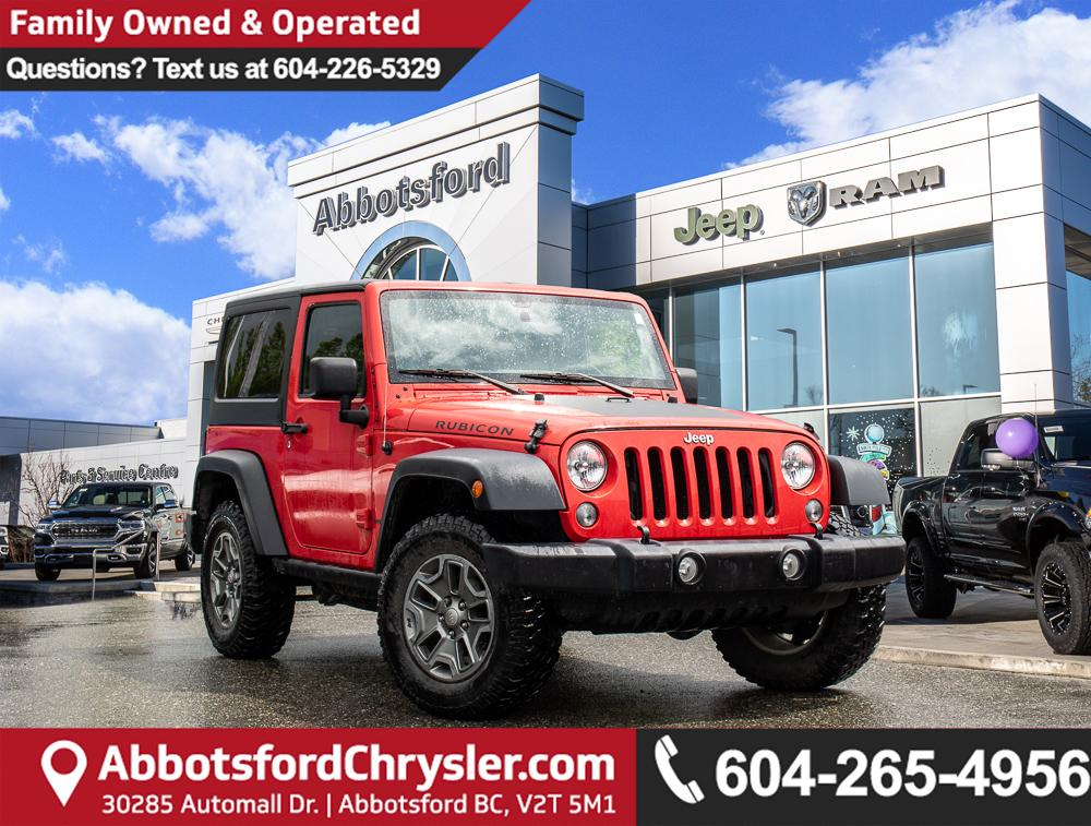 Used 2015 Jeep Wrangler Rubicon *WHOLESALE DIRECT* for Sale