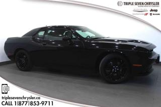 Used 2018 Dodge Challenger SXT BLACKTOP - SUNROOF LEATHER for sale in Regina, SK