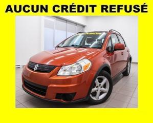 Used 2007 Suzuki SX4 Awd Touring A/c for sale in St-Jérôme, QC